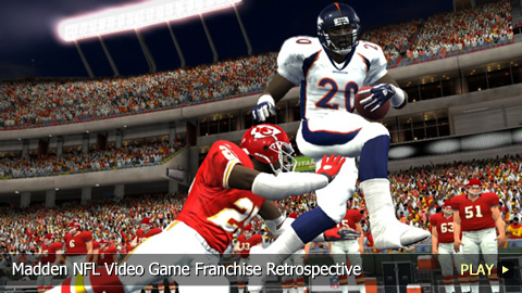 Madden NFL Video Game Franchise Retrospective