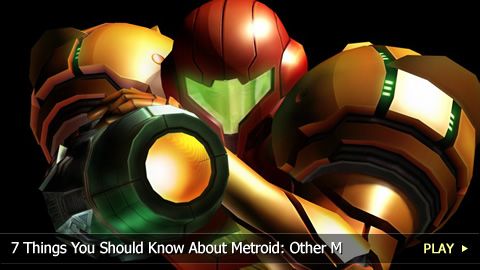 7 Things You Should Know About Metroid: Other M