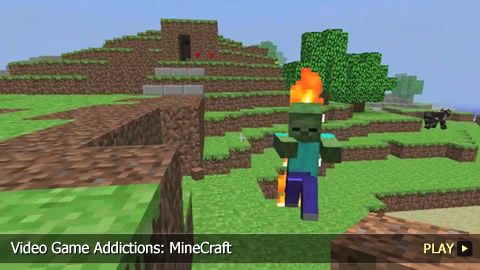 Video Game Addictions: MineCraft