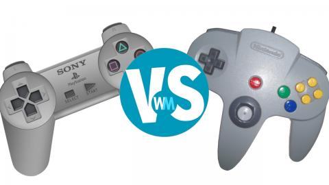 Nintendo 64 VS PlayStation One | WatchMojo com