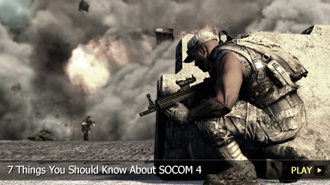 7 Things You Should Know About SOCOM 4