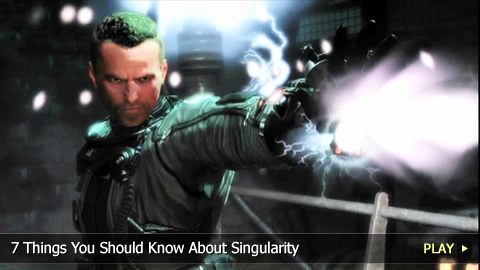 7 Things You Should Know About Singularity