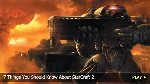 7 Things You Should Know About StarCraft 2