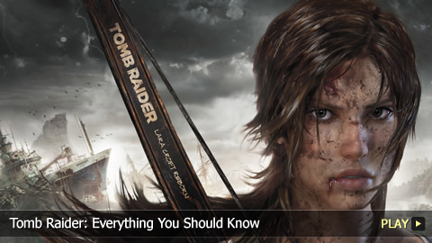 Tomb Raider: Everything You Should Know