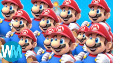 Another Top 10 Most Cloned Video Games!