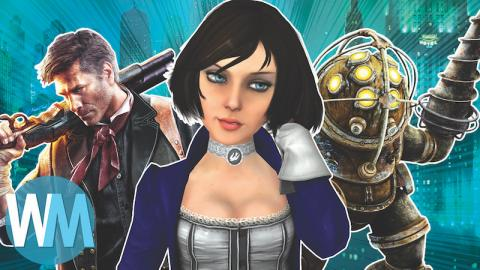 Top 10 Moments that put the Shock Back in Bioshock