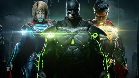 Top 10 Best DC Comics Games!
