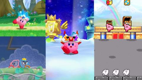 Top 10 Kirby Games