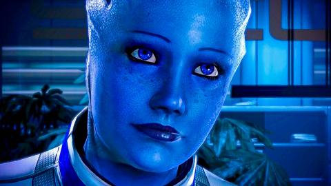 Top 10 Mass Effect Characters