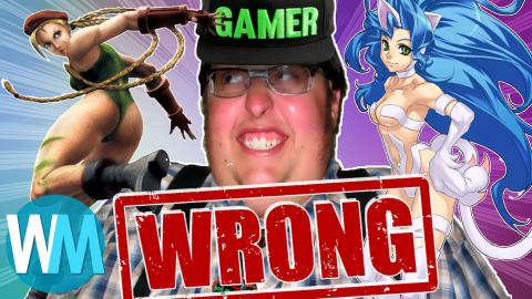 Top 10 Things Everyone Gets Wrong About Gamers