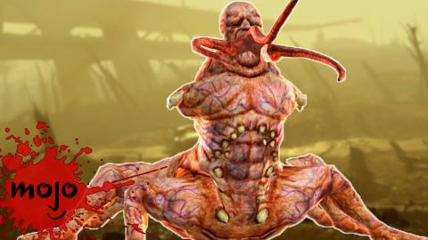 Top 10 Nightmare Fuel Creatures in Video Games