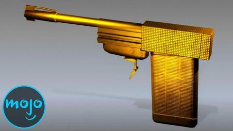 Top 10 One Shot Kill Guns in Video Games