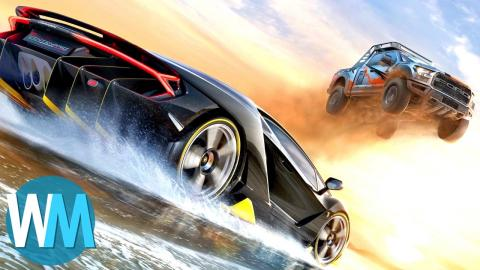 Top 10 Racing Game Franchises