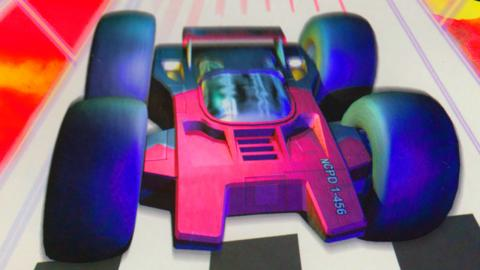 Top 10 Sci-Fi Racing Games