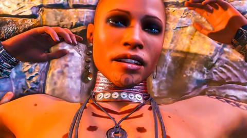 Top 10 Video Games with Sexual Content