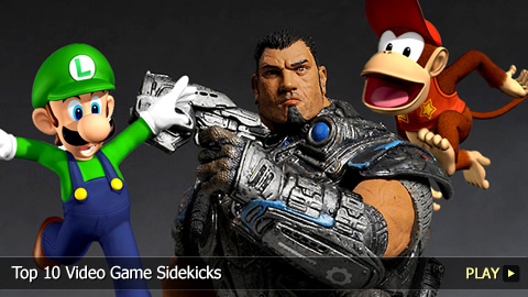 Top 10 Video Game Sidekicks