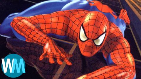 Top 10 Best Spiderman Games