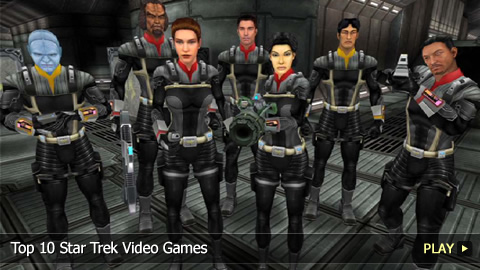 Top 10 Star Trek Video Games