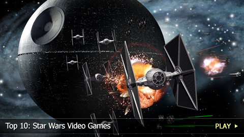 Top 10 Star Wars Video Games