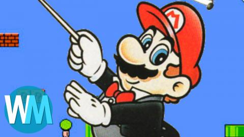 Top 10 Super Mario Songs & Themes
