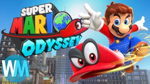 REVIEW: Super Mario Odyssey - Top 10 Things You Need To Know