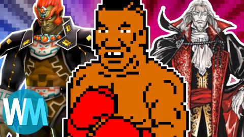 Top 10 Video Game Boss Battles of All Time