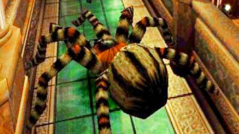Top 10 Video Game Spiders