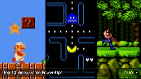 Top 10 Video Game Power-Ups
