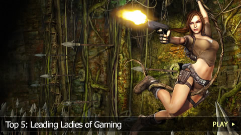 Top 5: Leading Ladies of Gaming