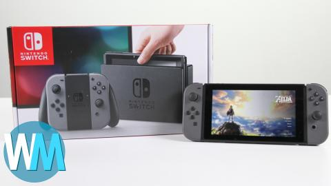 Our Top 6 Impressions on the Nintendo Switch!