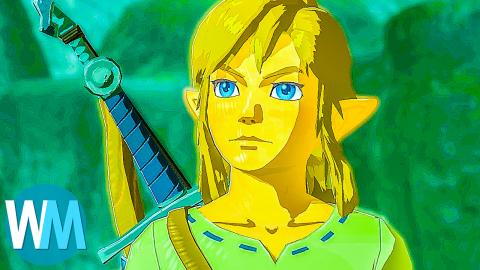 Our Top 7 First Impressions from Breath of the Wild!