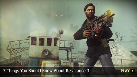 7 Things You Should Know About Resistance 3