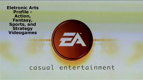 Video Profile On Electronic Arts