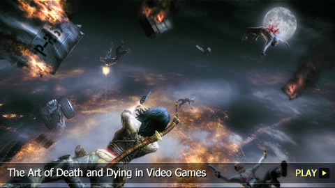 The Art of Death and Dying in Video Games