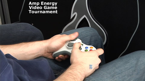Amp Energy Gaming Tournament