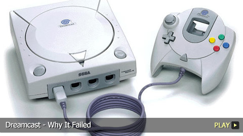 Dreamcast - Why It Failed