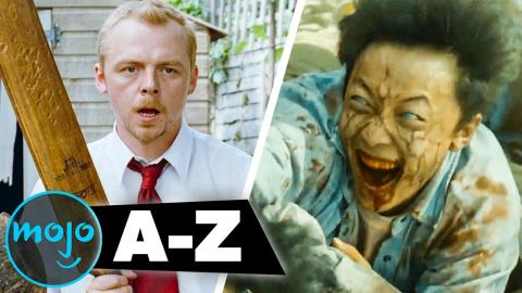 The Best Zombie Movies of All Time from A to Z