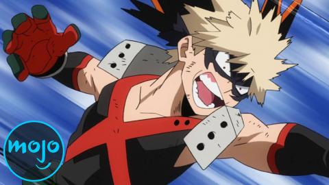 Top 10 My Hero Academia Fights (Ft. The Voice of Bakugo, Clifford Chapin!)