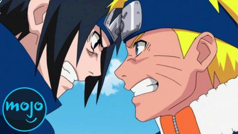 Top 10 Naruto Fights