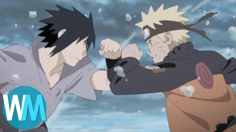 Top 10 Naruto Shippuden Fight Scenes