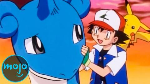 Top 10 Pokémon You Forgot Ash Caught