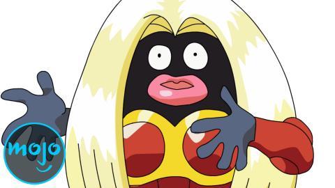 pokemon geraldine hot