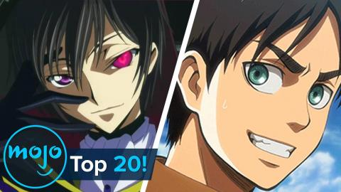 Top 20 Best Anime of Each Year (2000 - 2019)
