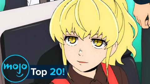 Top 20 Most Hated Anime Characters
