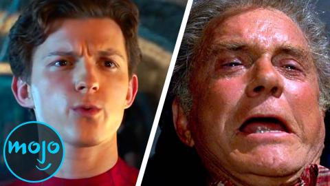 10 Spider-Man Movie Moments Straight from the Source