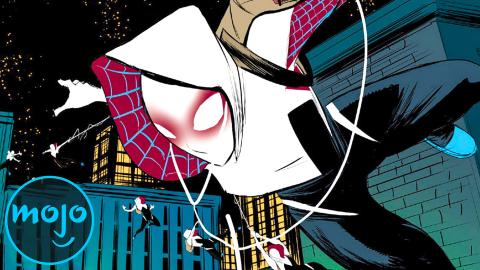 Superhero Origins: Spider-Gwen