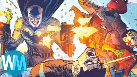 Top 10 Alternate Reality Versions of Batman