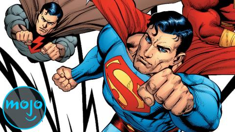 Top 10 Alternate Reality Versions of Superman