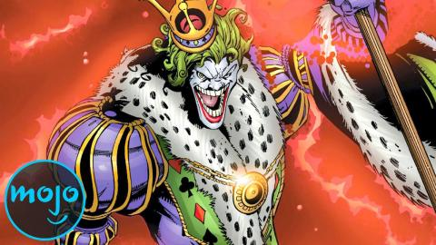 Top 10 Alternate Versions of The Joker