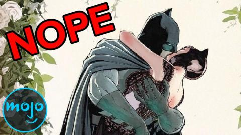 Top 10 Batman Moments That Made Fans Rage Quit